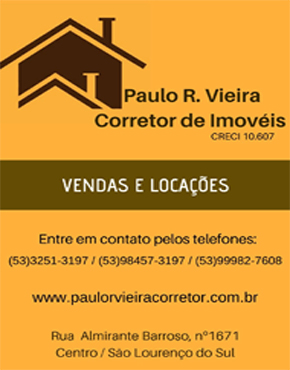 Paulo Vieira Corretor